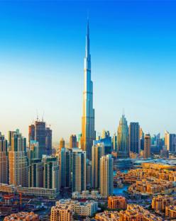 екскурзия до Дубай - 7 нощувки с полет от София