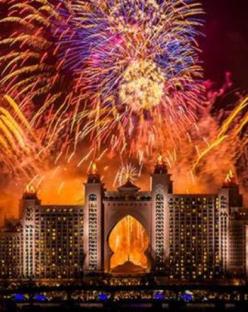 Нова година в Дубай с полет от Варна и София, 5 нощувка