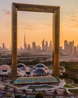 Шестдневна екскурзия до Дубай с полет от София