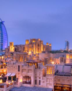 Екскурзия до Дубай с 6 нощувки - самолетна програма от София