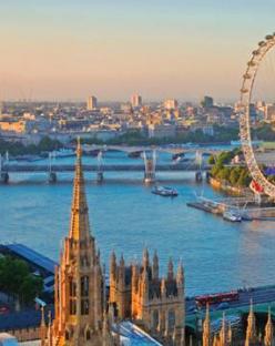 Самолетна екскурзия до Лондон - гордостта на короната с полет от София