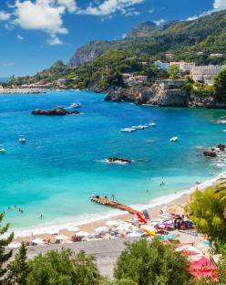 Почивка в Гърция, остров Корфу - хотел Ionian Princess Club Suite Hotel 4*, полет от София