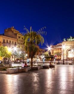 Нова година в Палермо, Сицилия с полет от Варна