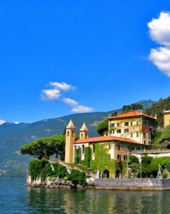 Магията на италианските езера - самолетна програма от София