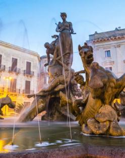 Мечтана Сицилия - All Inclusive почивка с 4 включени екскурзии с полет от София
