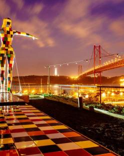 Нова година в Лисабон - х-л Vip Executive Еntrecampos 4 - Потвърдена програма с полет от София