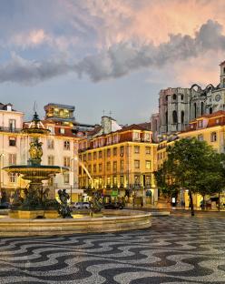 Почивка в Португалия, Лисабон - със самолет, на български език