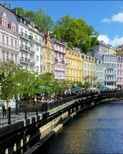 Самолетна програма Прага, Карлови Вари и Дрезден с полет от Варна