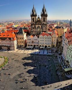 Екскурзия Карлови вари, Чешки замъци и златна Прага - обиколна програма с полет от София