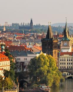 Прага - градът на 100-те кули, автобусна екскурзия