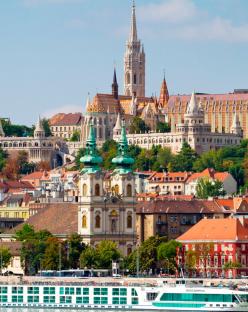 Прага, Братислава, Будапеща и Виена - автобусна програма от София и Пловдив