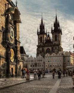 Прага, Чехия - автобусна екскурзия от Пловдив и София