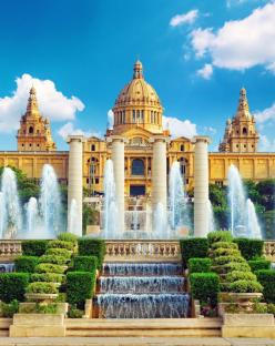 Екскурзия до Испания, Барселона - сърцето на Каталуния, полет от София