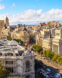 Класическа Испания - обиколна екскурзия с полет от София