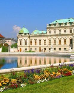 Златна Есен във Виена - самолетна програма от Варна