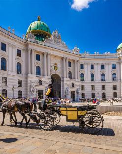 Екскурзия до Виена - изкуство и култура с полет от София