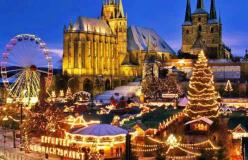 Коледна приказка в Прага - с включена вечеря на Бъдни вечер, автобусна екскурзия