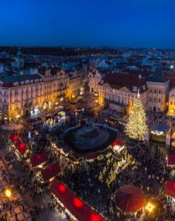 Коледни базари в Прага, Чехия с полет от София