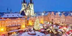 Нова година в Прага, Чехия - 4 нощувки, самолетна програма от София