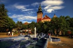 НОВА ГОДИНА в СЪРБИЯ и град СУБОТИЦА - Великолепният град на Войводина