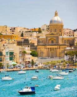Уикенди в Малта - самолетна екскурзия с полет от София