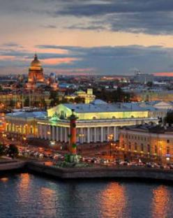 Екскурзия до Москва и Санкт Петербург - столиците на имперска Русия с полет от София