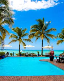 Почивка на о-в Мавриций, хотел Coral Azur Beach Resort 3*, чартър от София