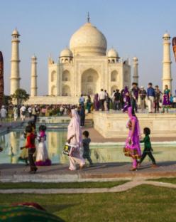 Индия - Златният триъгълник - Делхи, Джайпур и Аграс полет от София