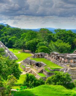 Обиколен тур Мексико и Канкун с водач - октомври