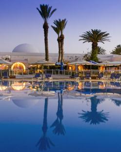 Почивка в Тунис - хотел Shems Holiday Village 3+* с полет от ВАРНА