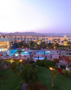 All Inclusive почивка в Шарм Ел Шейх, Египет - Aurora Oriental Resort 5* с полет от София