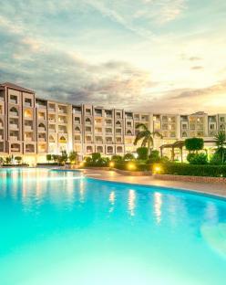 All Inclusive почивка в Хургада, Египет - Caesar Palace Hotel & Aqua Park 5* с полет от София