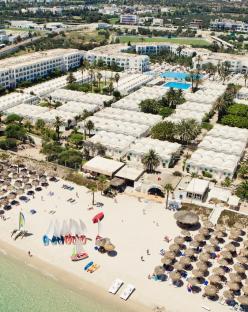 All Inclusive почивка в Тунис - El Mouradi Club El Kantaoui 4**, чартър от София