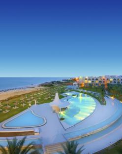 Почивка в Тунис - хотел Iberotel Averroes 4* All Inclusive - самолетна програма от София и Варна