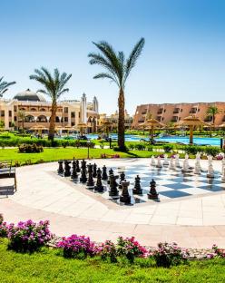 Почивка в Египет - Хургада и Кайро с полет от Варна - хотел Jasmine Palace Resort 5*