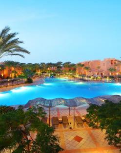 All Inclusive почивка в Хургада, Египет - Jaz Makadi Oasis Resort 5* LUX с полет от София