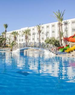 All Inclusive почивка в Тунис - Marhaba Club 4*, чартър от София