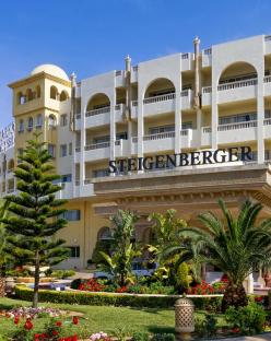 Почивка в Тунис - хотел Steigenberger Marhaba Thalasso 5* LUX с полет от София/Варна