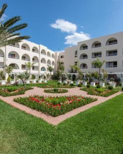 All Inclusive почивка в Тунис - Novostar Khayam Garden Beach Resort & SPA 4*, чартър от София