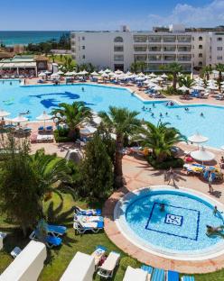 All Inclusive почивка в Тунис - Novostar Vincci Marillia 4*, чартър от София