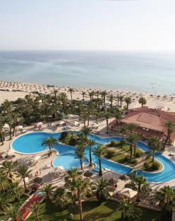 All Inclusive почивка в Тунис - Riadh Palms 4*, чартър от София