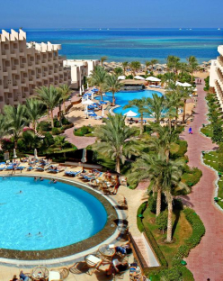 Почивка в Египет - Хургада и Кайро с полет от Варна - хотел Sea Star Beau Rivage 5*