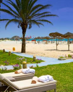 All Inclusive почивка в Тунис - Steigenberger Marhaba Thalasso 5*, чартър от София