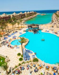 Почивка в Египет - хотел Sunny Days El Palacio Resort 4* - Хургада и Кайро с полет от Варна