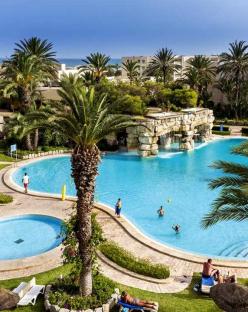 Почивка в Тунис - хотел TUI Magic Life Africana 5* Premium All Inclusive - самолетна програма от София и Варна
