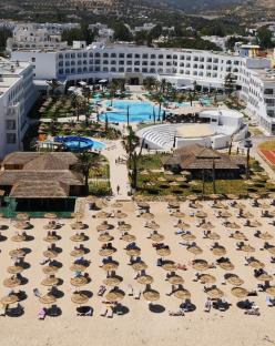 All Inclusive почивка в Тунис - Novostar Vincci Nozha Beach 4*, чартър от София
