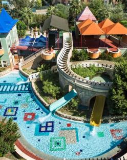 Почивка в Анталия, Турция - хотел Xanthe Resort & Spa 5* с полет от Варна