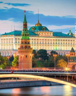 Русия - древна и съвременна - Москва и Санкт Петербург , Владимир и Суздал с полет от София/Варна
