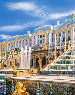 Екскурзия до Русия - магията на Москва и Санкт Петербург с полет от София